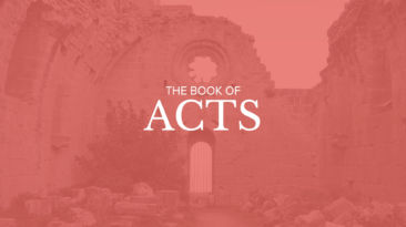 Bible Book Summary – Acts