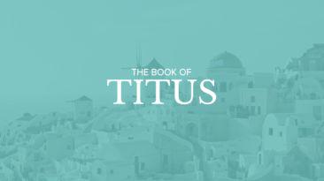 Bible Book Summary – Titus