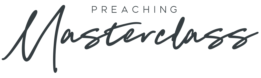 preaching masterclass