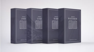 Bible Book Commentaries – The Gospels