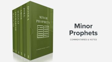 Bible Book Commentaries – Minor Prophets, Vol. 1
