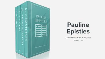 Bible Book Commentaries – The Pauline Epistles, Vol. 2