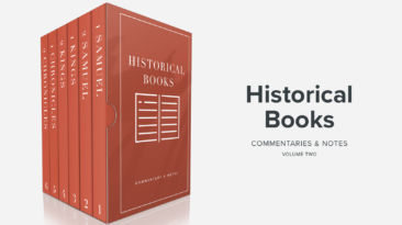 Bible Book Commentaries – The Historical Books, Vol. 2