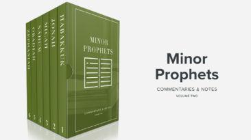 Bible Book Commentaries – Minor Prophets, Vol. 2