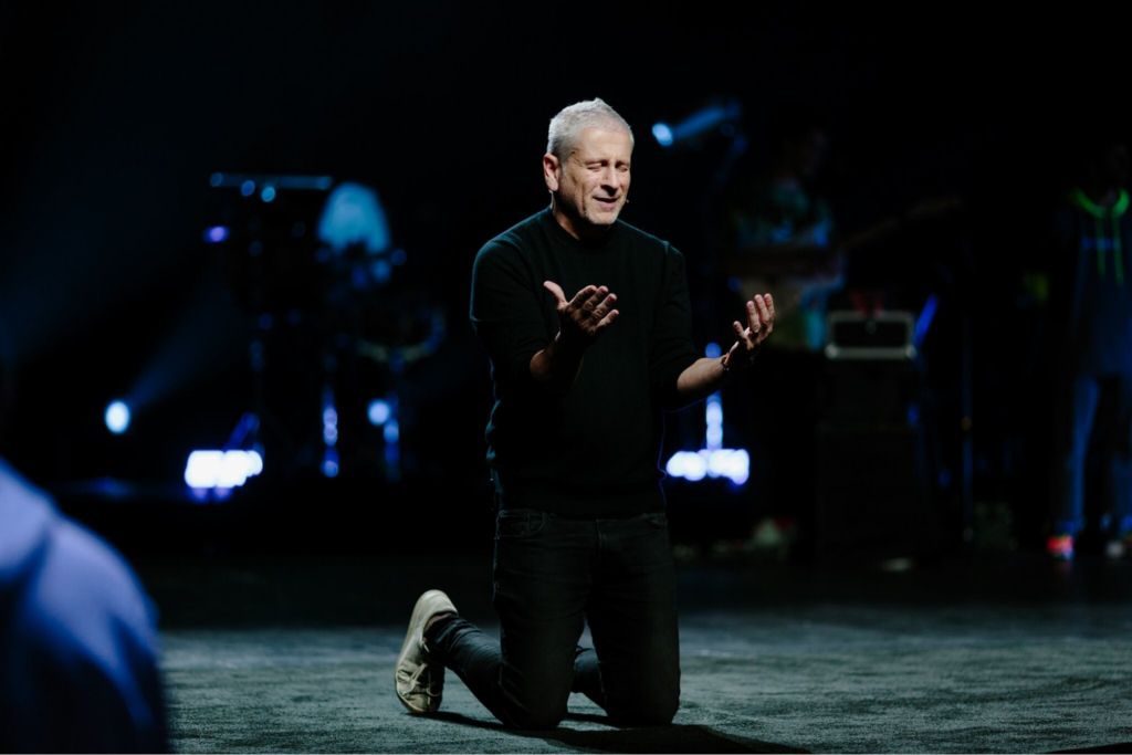 Voices of well known preachers-Louie Giglio