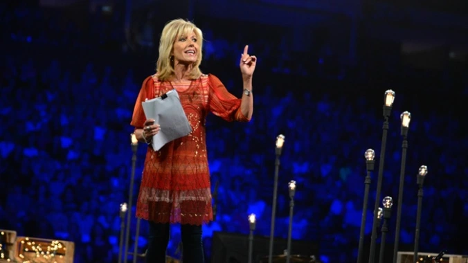 Voices of well known preachers-Beth Moore