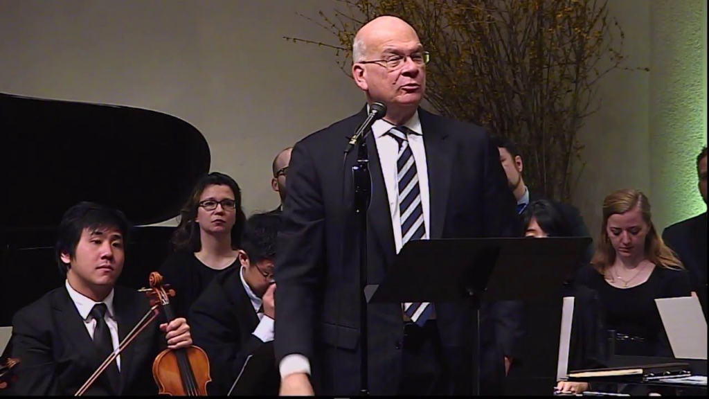 Voices of well known preachers-Tim Keller