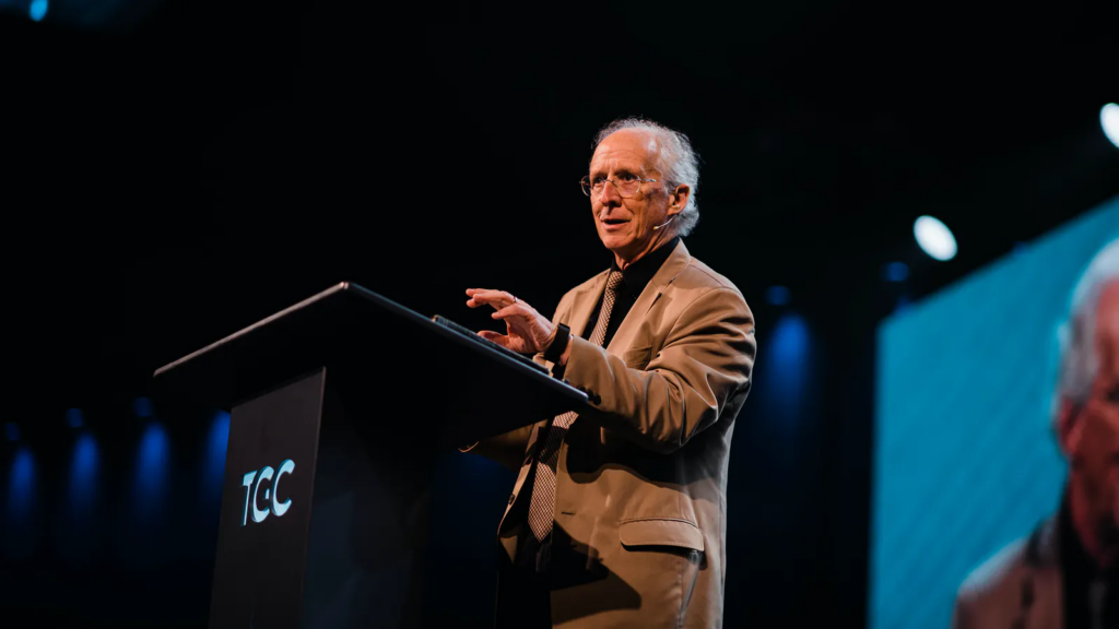 Voices of well known preachers-John Piper