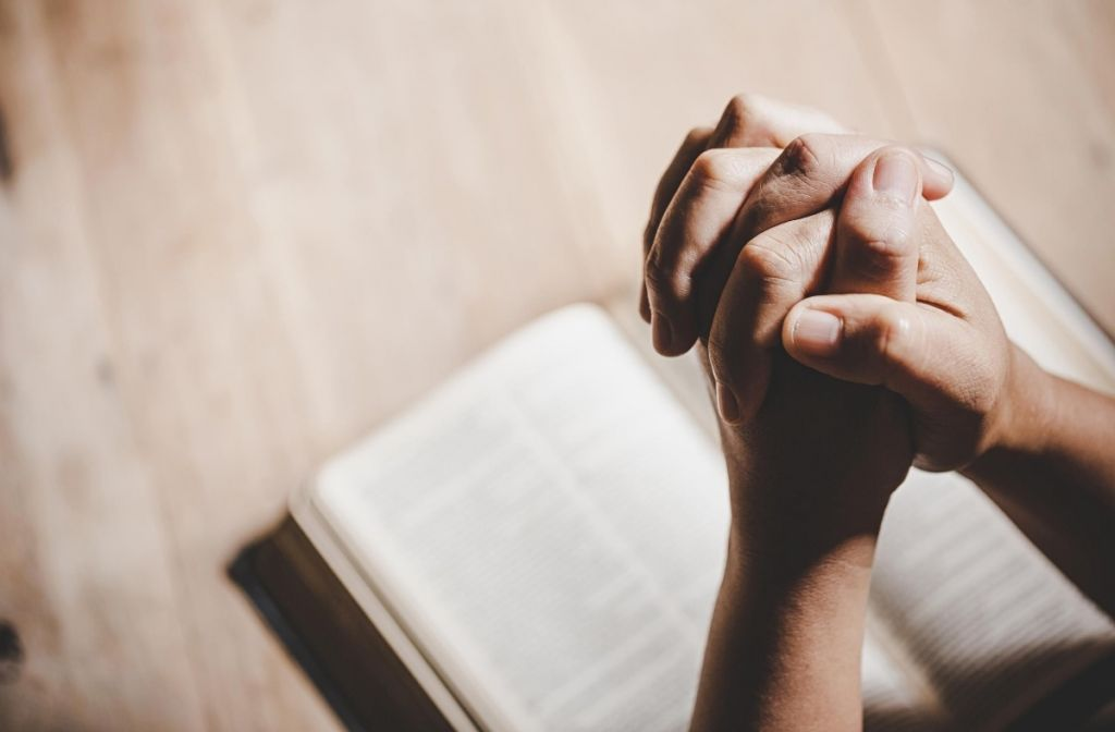 Expository Preaching Starts with Prayer