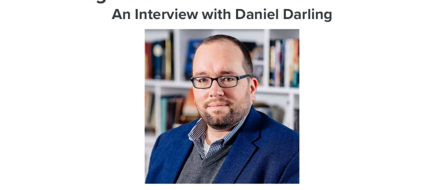 A Way with Words: An Interview with Dan Darling