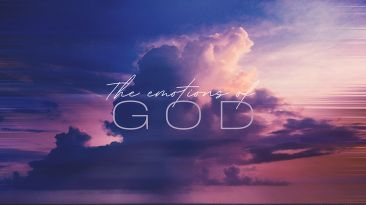 The Emotions of God