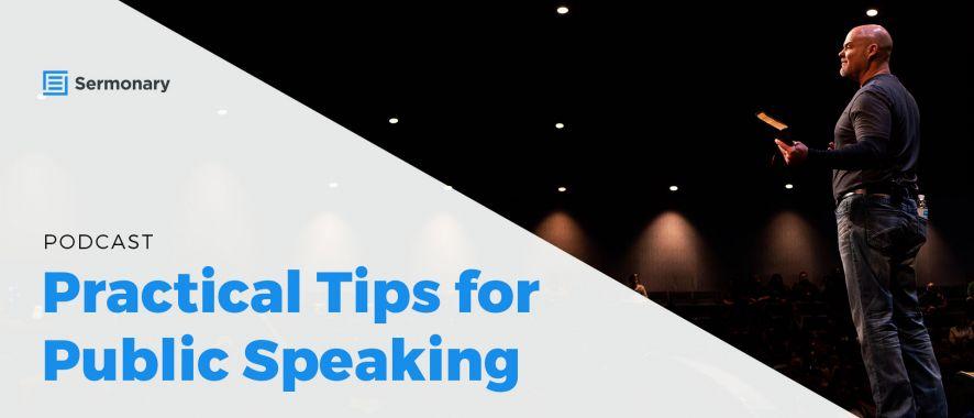 Practical Tips for Public Speaking