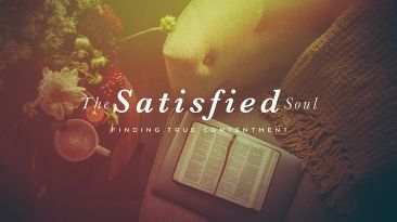 The Satisfied Soul: Finding True Contentment