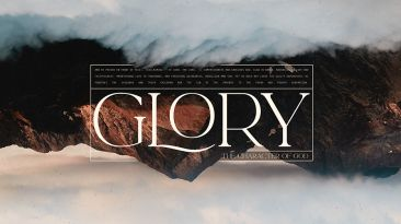 Glory: The Character of God